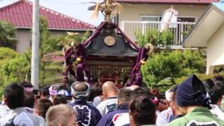 弘道館鹿島神社神輿渡御