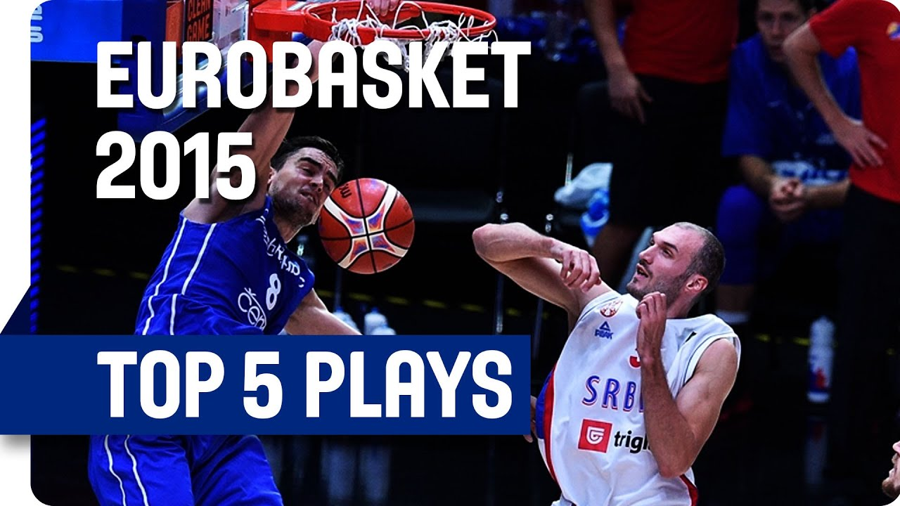 VIDEO – EuroBasket 2015: la Top 10 dei quarti di finale