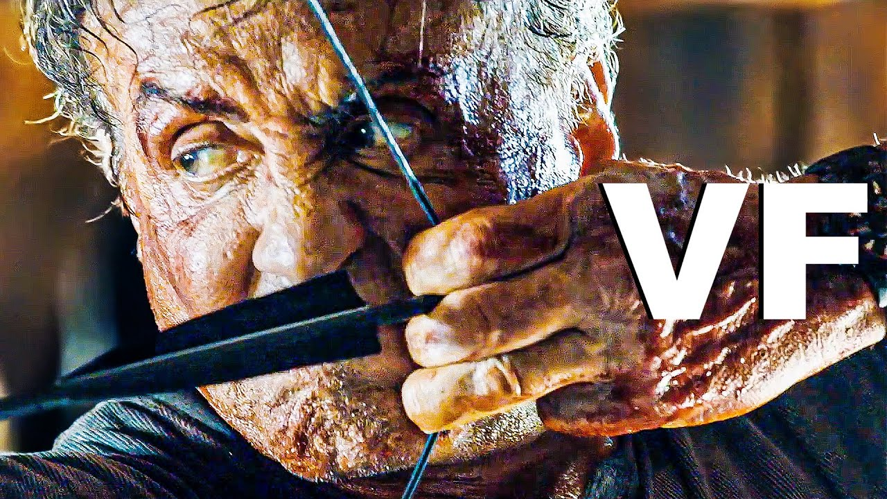 Download RAMBO 5 LAST BLOOD Bande Annonce VF (2019) Finale