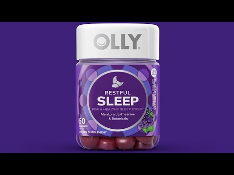 PRODUCT REVIEW: Olly Restful Sleep Gummies