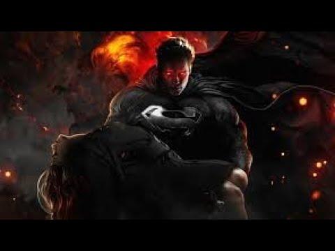 Black superman amazing full screen video