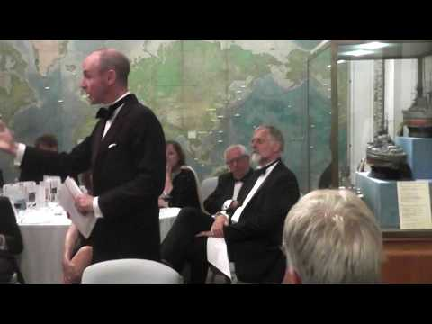 Daniel Hannan MEP speaking at TFA's Brexit vote anniversary dinner, June 23rd 2017