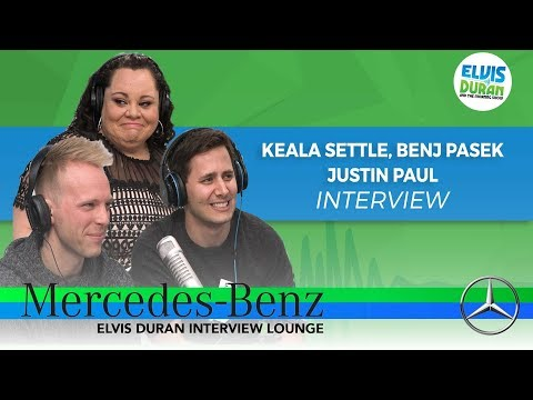 Keala Settle, Benj Pasek, and Justin Paul on