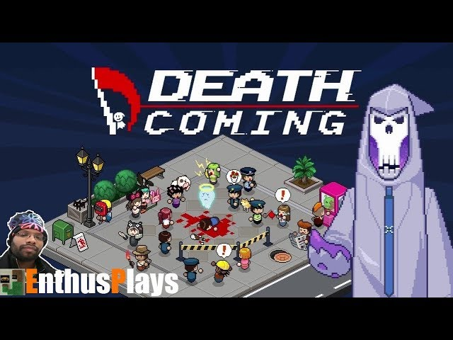 Death Coming (Switch) - EnthusPlays   GameEnthus