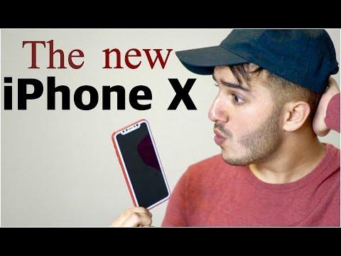 Chintu's NEW iPhone X | Shahveer Jafry