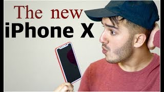 Chintu's NEW iPhone X | Shahveer Jafry