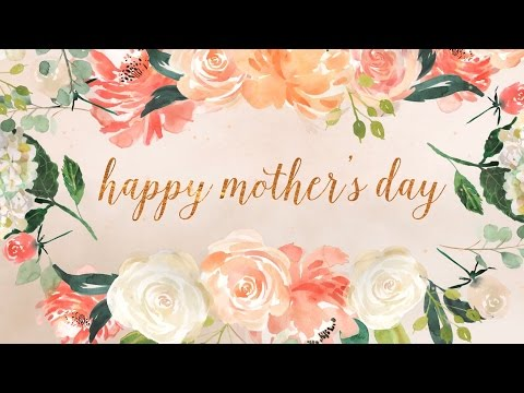 Happy Mother's Day Mini Movie - Mother's Day Video For Church | Sharefaith.com
