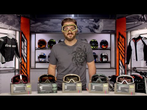 c23912d6f8 100% Barstow Goggles Review at RevZilla.com - YouTube
