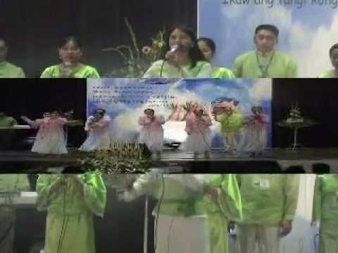El Shaddai  Seoul Korea Chapter Gospel Choir Picture