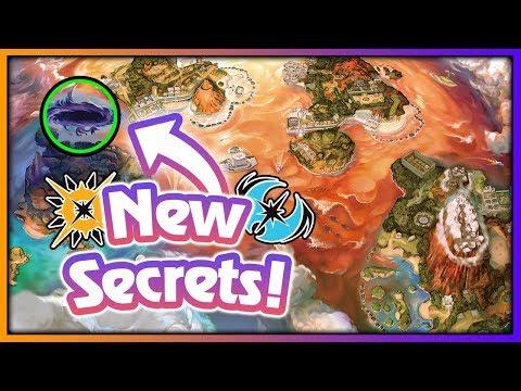 FULL ALOLA MAP ANALYSIS! - Pokémon Ultra Sun & Moon