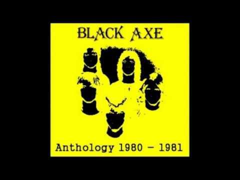 JERRY black axe