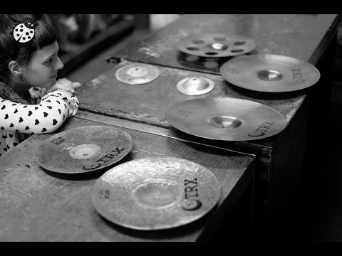 TRX Cymbals Endorsement - Lada Obradovic