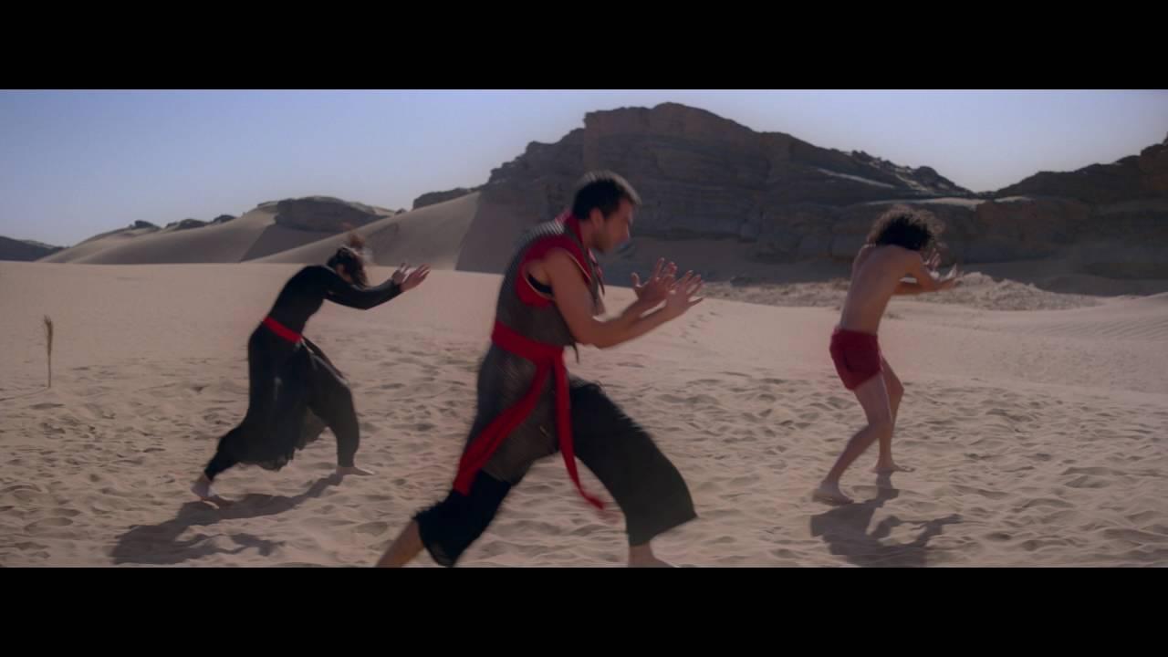Танцующий в пустыне - Trailer