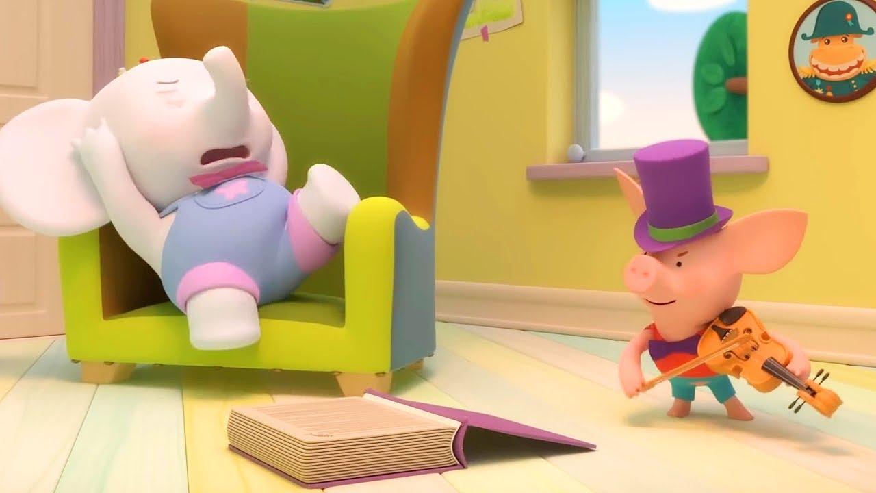 🪁 Тима и Тома – Серия 10 – Этикет 🎩 | Новый приключенческий мультик для детей