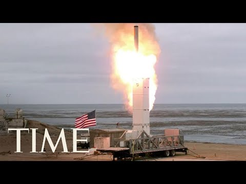 Pentagon Tests New Missile System, Weeks After A U.S./Russia Nuclear Arms Treaty Collapsed | TIME