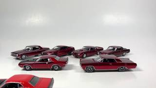 Auto World Premium Release 4 Complete* Including Ultra Reds