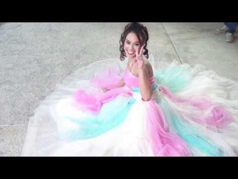 Beau Blanc Wedding Dress Outdoor Photoshoot