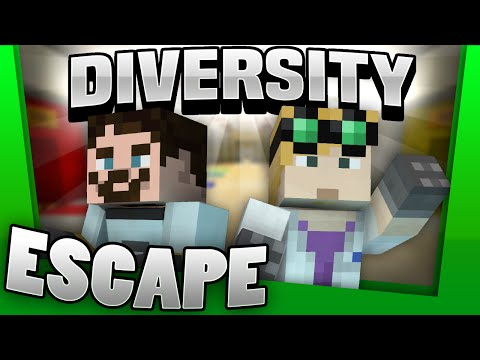 Minecraft Diversity #1 - ESCAPE