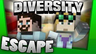 Minecraft Diversity #1 - ESCAPE