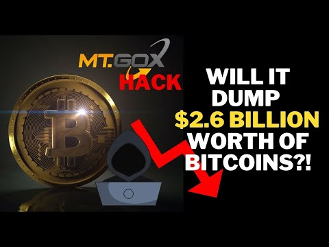 Mt.Gox Case |  Will It Dump $2.6 Billion Worth Of Bitcoins?!
