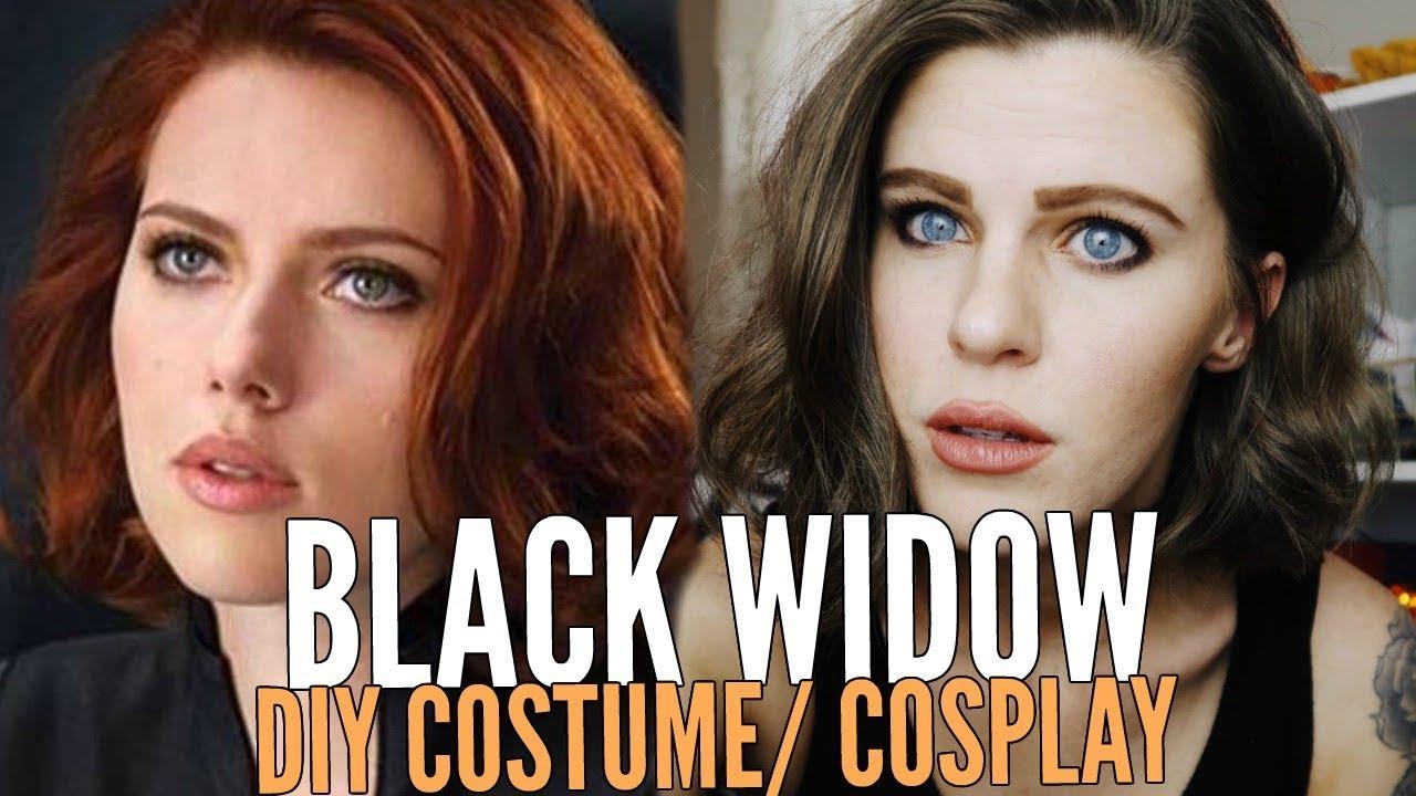 Black Widow Cosplay Diy