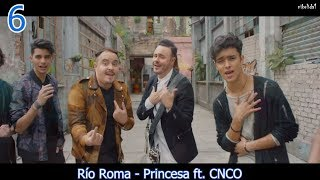 top 10 latin songs june 3 2017