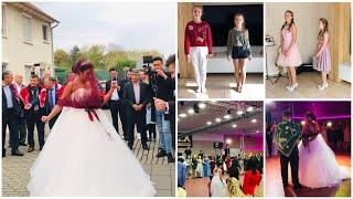 Türkische Hochzeit ❤️ unsere Transformation / Autokolonne / Party und türkischer Tanz /