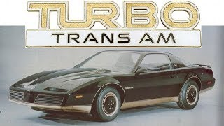 GM Quashed Pontiac's 1982 Turbo Trans Am