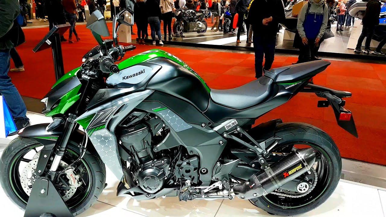 video Kawasaki Z1000R