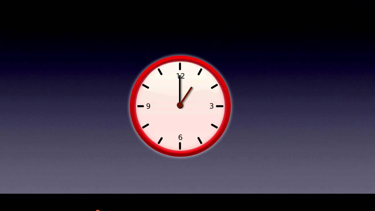 How to tell time in Spanish - YouTube
