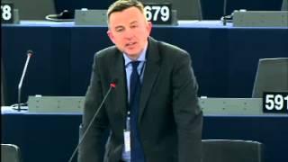 Brian Hayes MEP raises Irish construction disputes in Poland in European Parliament speech