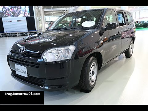 toyota probox 1 5 gl 2wd youtube