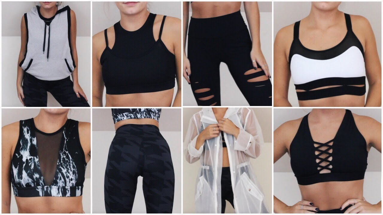 Aesthetic Workout Clothes u2013 EOUA Blog