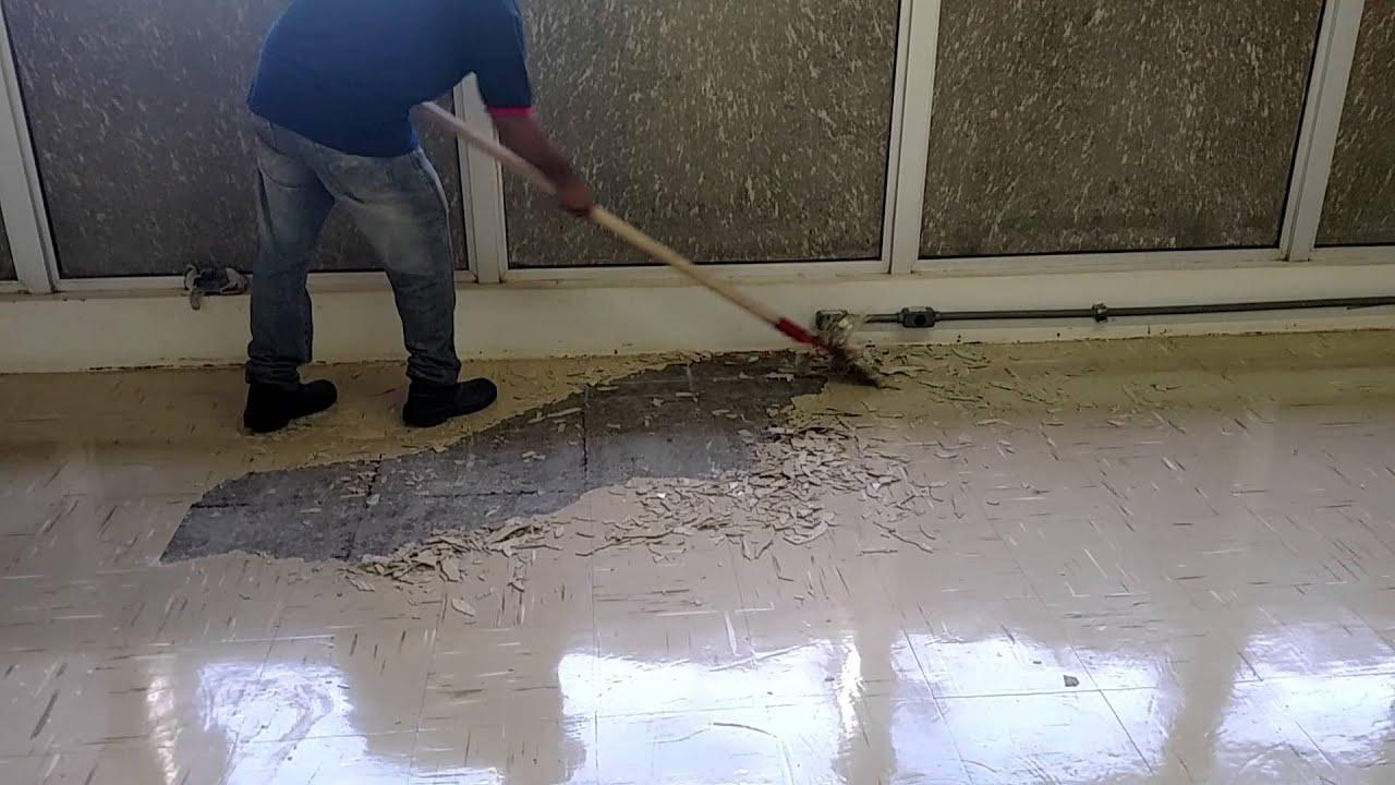 Removendo piso vinilico youtube - Como quitar rayones en el piso de ceramica ...