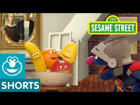 Sesame Street: Super Grover Paints a Still Life | Super Grover 2.0 |