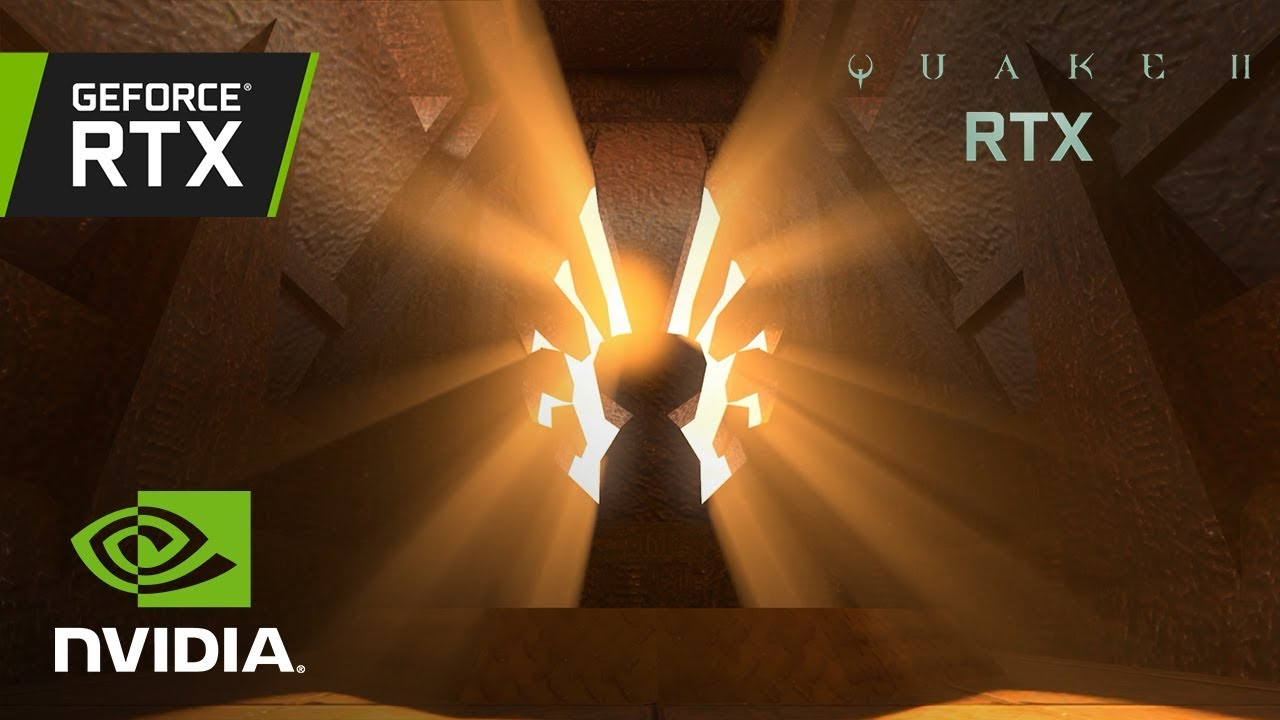 Quake II RTX launches with ray tracing, revamped textures