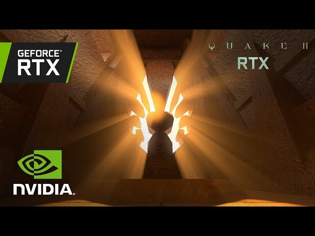 Quake II RTX is out now, and it's ready to eat your GPU | VentureBeat