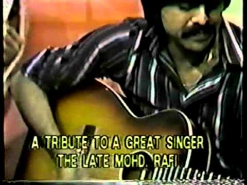 TRIBUTE TO THE LEGEND(RAFI SAAB) PART-3