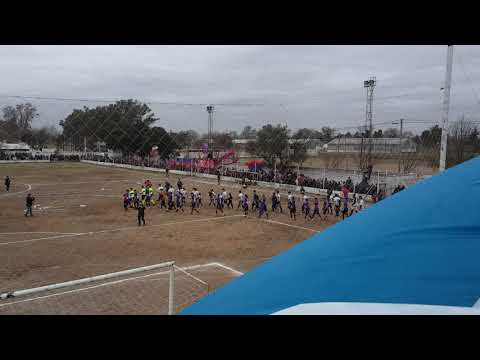 Primer Final Del Torneo Apertura 2019 - Defensores Vs Central - Estadio 11 De Febrero De Pilar