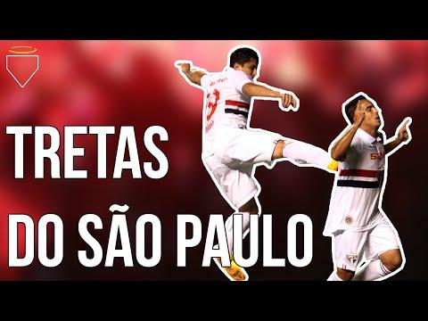 TOP 5 BRIGAS DO SÃO PAULO