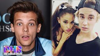 Louis Tomlinson Is Officially A Dad? Ariana Grande Called Justin Bieber SATAN?! (DHR)