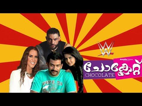 Download Prithviraj in WWE | Chocolate Climax Mix | Roman Reigns | Stephanie McMahon