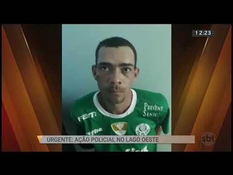 Assalto no Lago Oeste: idoso é agredito por 5 bandidos | SBT Brasília 06/06/2018