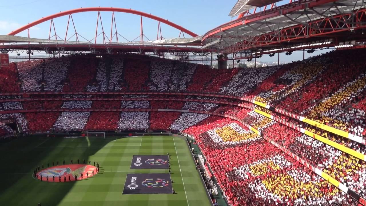 Benfica Vs Nacional: Jogo Do Título / Hino Coreografia Benfica VS Nacional 2015