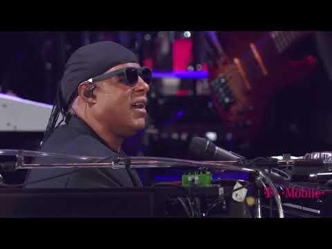 Stevie Wonder ~ Overjoyed (Live) | Global Citizen's Concert 2017 | Part 4 mp3