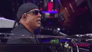 Stevie Wonder ~ Overjoyed (Live) | Global Citizen's Concert 2017 | Part 4