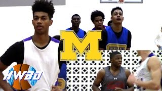 3 Michigan Commits Could Make Up 1 of the Best Backcourts in 2 Years! | Watson, Simpson & Poole