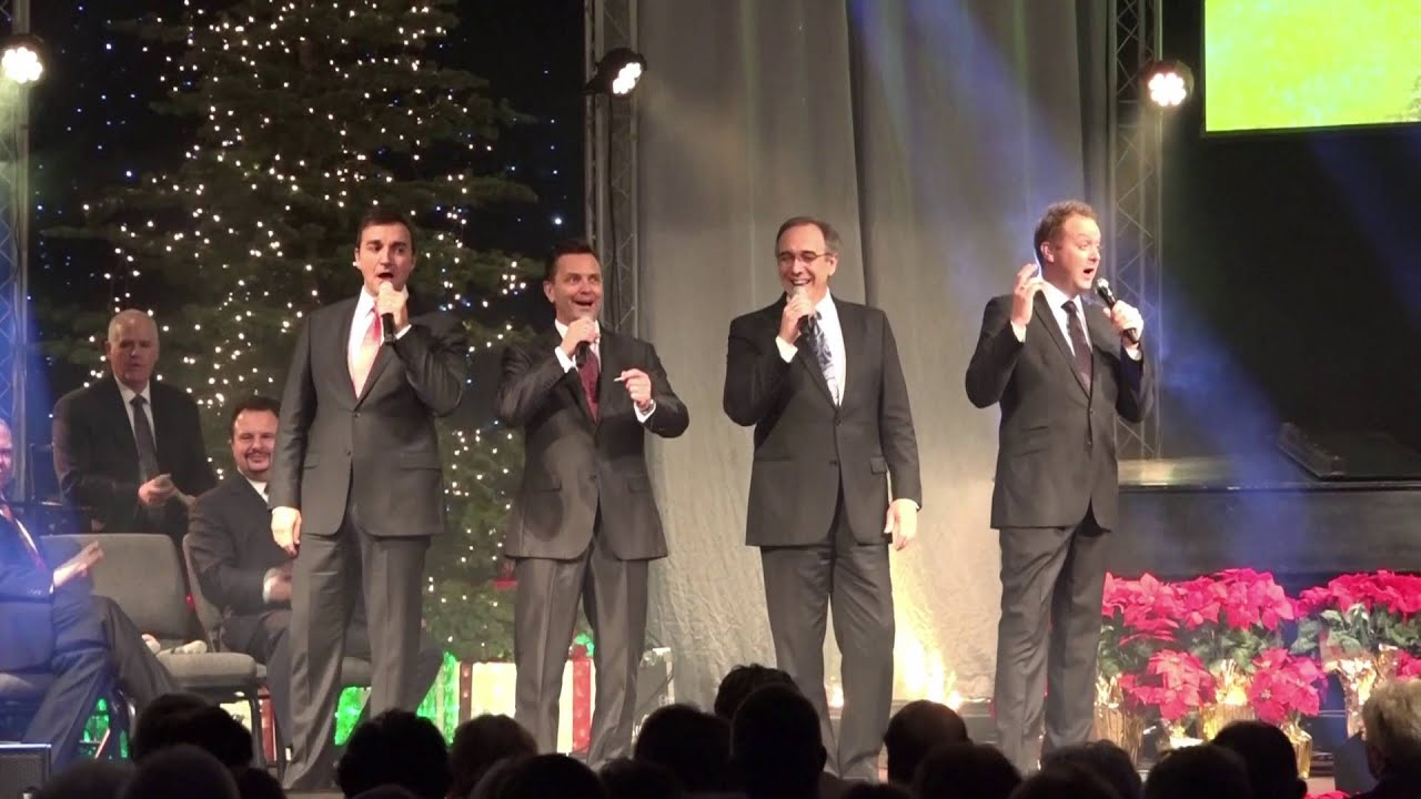 Hallelujah Chorus - Legacy Five Quartet Southern Gospel Christmas ...