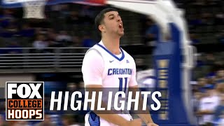 Creighton Bluejays put slow start behind, beat Kennesaw State   FOX COLLEGE HOOPS HIGHLIGHTS