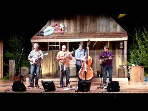 The Letter - Frank Solivan and Dirty Kitchen at Bluegrass From the Forest 2012